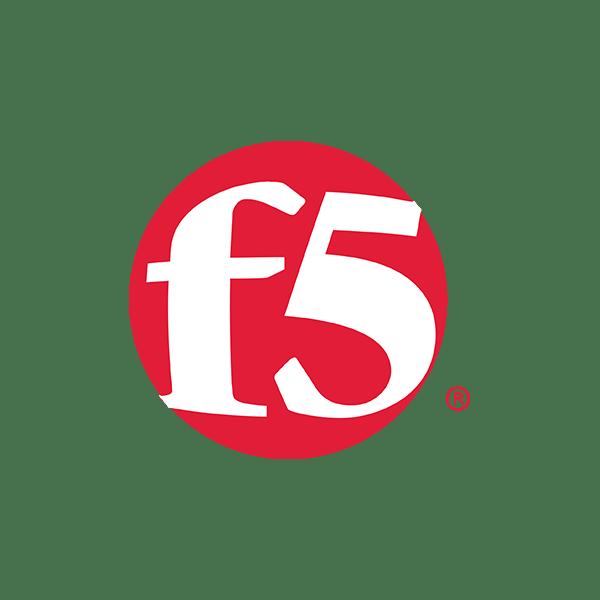 client F5 logo