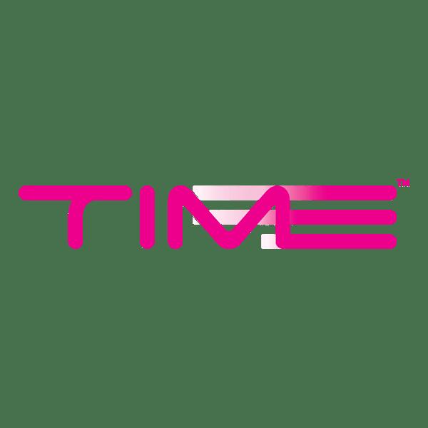 client TIME logo